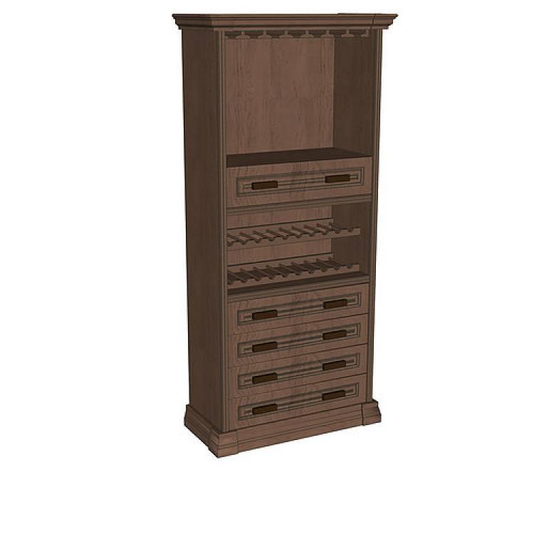 Шкаф для вина 0073