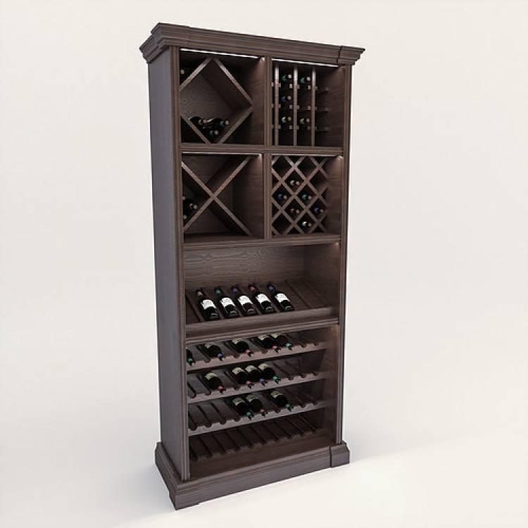 Шкаф для вина 2490