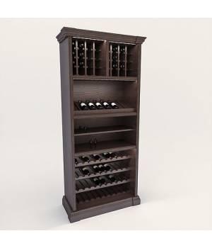 Шкаф для вина 2491