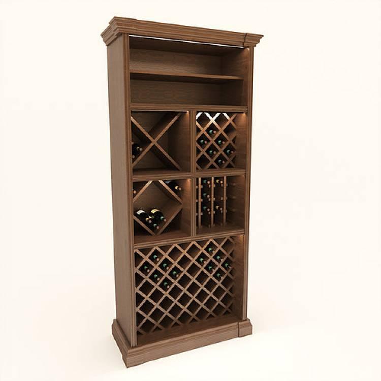 Шкаф для вина 5073