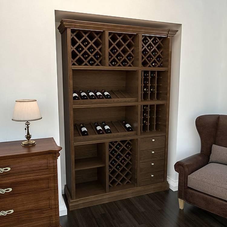 Шкаф для вина 94451