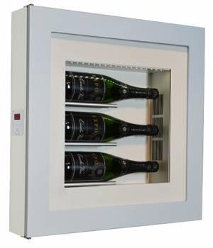 Настенный винный модуль-картина QV30-B1050B