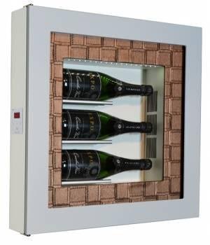Настенный винный модуль-картина QV30-B1062U