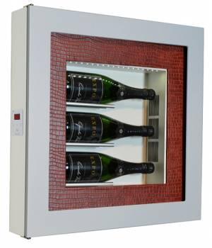 Настенный винный модуль-картина QV30-B1066B