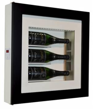Настенный винный модуль-картина QV30-B1250B