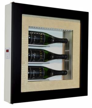 Настенный винный модуль-картина QV30-B1267B