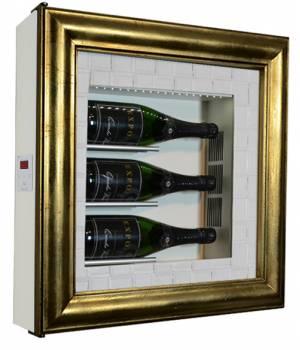 Настенный винный модуль-картина QV30-B3160B