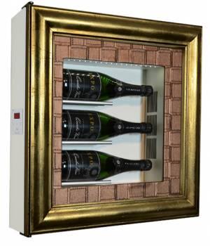 Настенный винный модуль-картина QV30-B3162B