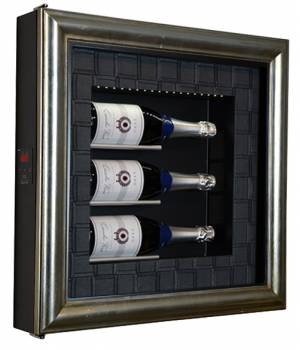 Настенный винный модуль-картина QV30-N3061B