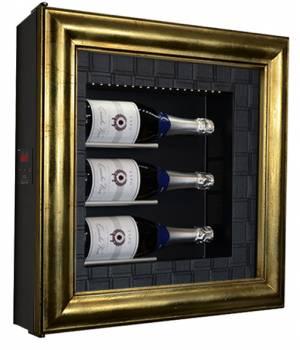 Настенный винный модуль-картина QV30-N3161B