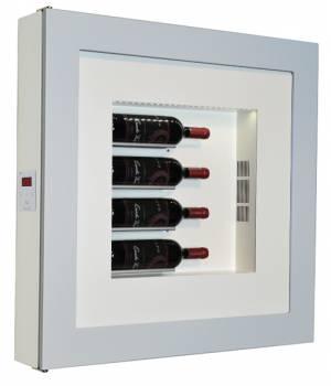 Настенный винный модуль-картина QV40-B1050B