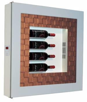 Настенный винный модуль-картина QV40-B1062B