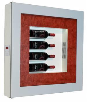 Настенный винный модуль-картина QV40-B1066B
