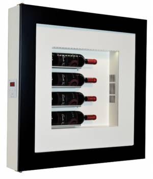 Настенный винный модуль-картина QV40-B1250B