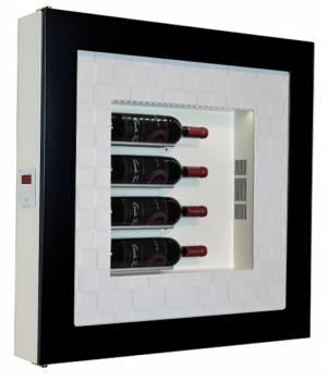 Настенный винный модуль-картина QV40-B1260B