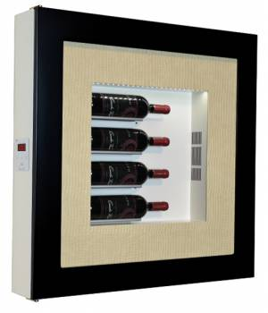 Настенный винный модуль-картина QV40-B1267B