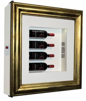 Настенный винный модуль-картина QV40-B3150B