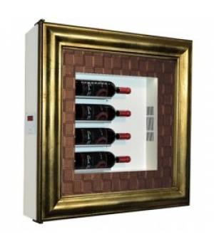 Настенный винный модуль-картина QV40-B3162B