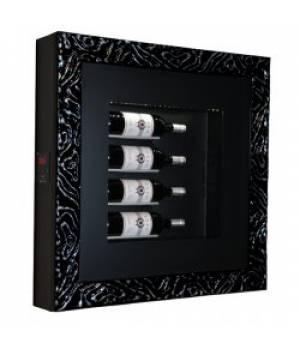 Настенный винный модуль-картина QV40-N4351B