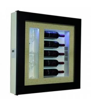 Настенный винный модуль-картина QV52-B1267B