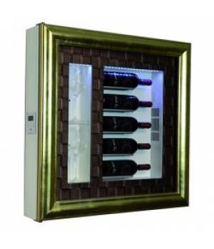 Настенный винный модуль-картина QV52-B3162B