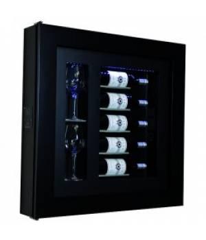 Настенный винный модуль-картина QV52-N1151B