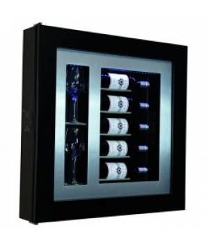 Настенный винный модуль-картина QV52-N1152B