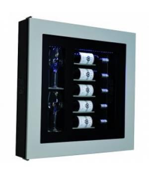 Настенный винный модуль-картина QV52-N1051B
