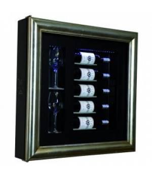 Настенный винный модуль-картина QV52-N3051B