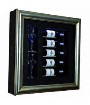 Настенный винный модуль-картина QV52-N3061B