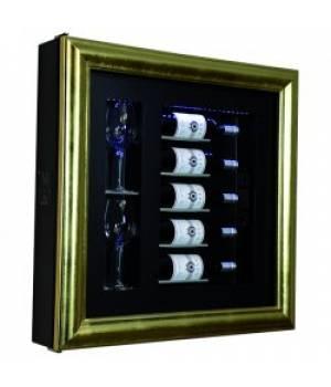Настенный винный модуль-картина QV52-N3151B