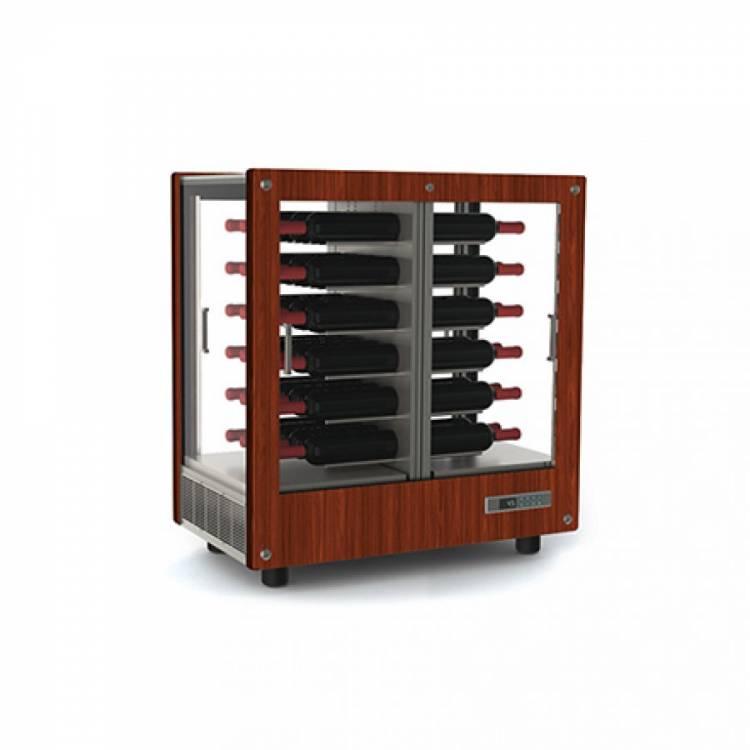 Охлаждаемый винный шкаф «Cornice Vino 85»