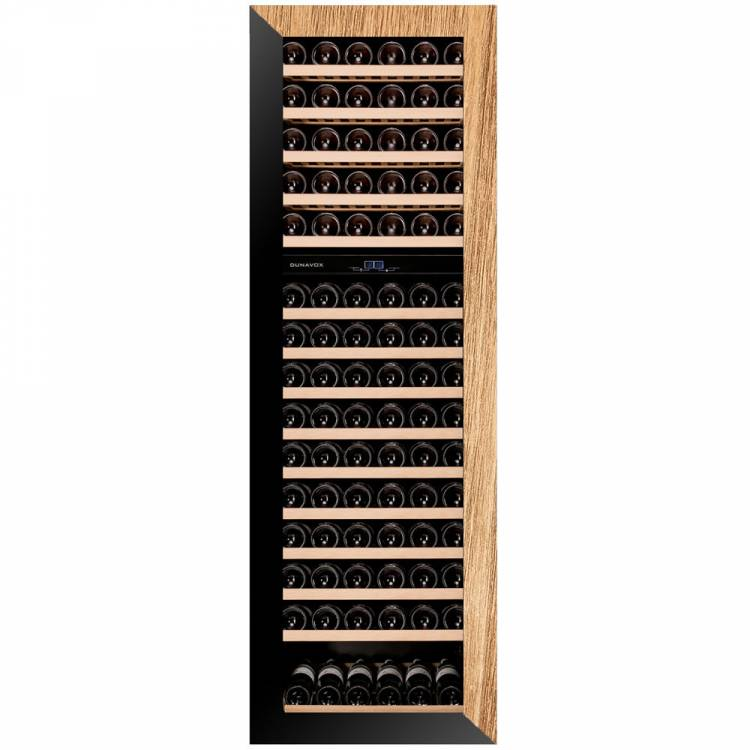 Винный шкаф Dunavox DAVG-114.288DOP.TO